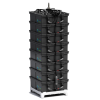 Aquion Energy Salt Water Battery 24V 2kWHr S-Line Battery Stacks Aspen 24S-83