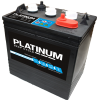 6v Platinum battery PLA-T105 225ah - Affordable Trojan