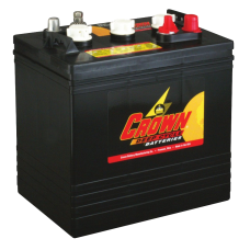 Crown 6V 220Ah Battery - CR-220-220AH/6V - T105 equivalent