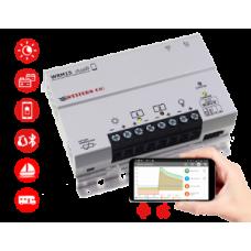 15A Dual Battery WRM15 dualB-E100V-15A MPPT charge controller - 100VOC PV