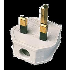 13A 3pin Mains Plug