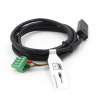 Optional USB communications cable for Budget Tracer CN Charge Controllers