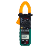 Digital Clampmeter AC--DC with bag and leads - Measure Amps going through your DC cables.