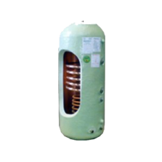 250L Vented Twin Coil Cylinder