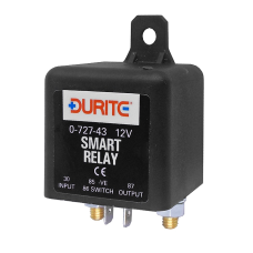12V 200A Programmable Voltage Sensitive Smart Relay Durite VSR for Euro 5+ Engines