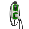 Electric Vehicle Charger 3.6kW Rolec Wallpod EV Homecharge with Type 1 Lead - 16A