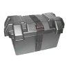 Durite Black Moulded Plastic Standard Battery Box - Large