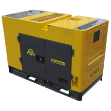 15Kva DIESEL SUPER SILENT GENERATOR KDE 16SS KIPOR - With Auto Start, Backup for larger solar systems