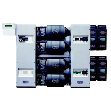 Outback FLEXPower THREE FXR System 9kW 48V - Complete Integrated pre wired System with 3 x FM80
