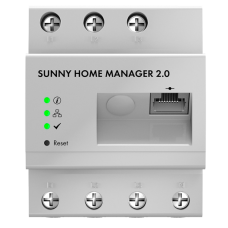 Sunny Home Manager 2 inc power measurement and Ethernet