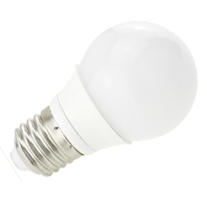 12V Frosted Edison COB Light E27 Screw In 3W Warm White Light Bulb