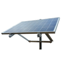 Side of Pole Solar Panel Mount for 50W Vikram or Victron Panel