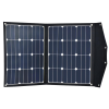 12V 110W portable folding solar panel - built in waterproof charge controller - lightweight, High Performance cells, perfect for Hymer, T5, Caravans etc