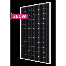 9.1Kw pallet of 25 x 365W LG Solar Panel - Mono NeoN R Black frame - New A grade - Similar size to 250W