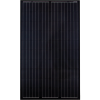 12V 305W complete boat solar kit with one JA Black Mono solar panel, MPPT controller and boat swivel mountings