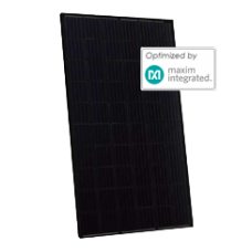 305W Jinko Smart Solar Panel All Black MAXIM Cell Optimised - Better Shading Performance - Mono Percium - Latest Tech - MCS Approved