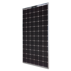 390W LG BiFacial Solar Panel up to 500W - Mono Neon2 BiFacial - New A grade - up to 40% more power on cloudy days