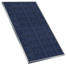 190W Schuco Used Solar Panel - Made in Europe - Bargain Price