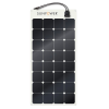 100W Semi flexible Monocrystaline Solar Panels - SunPower SPR-E-Flex-100 Panel - Stick down