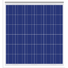 12v 50W Solar Panel Kit with Dual Charge Controller, Mounting & Cable - Perfect for trickle charging both engine and leisure batteries whilst away